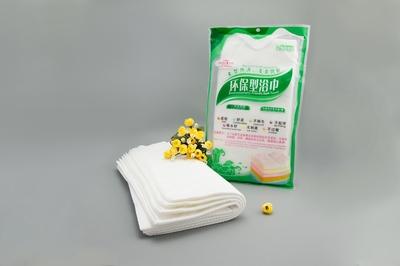 环保型白色纯棉毛巾浴巾酒店宾馆客房专用一次套装